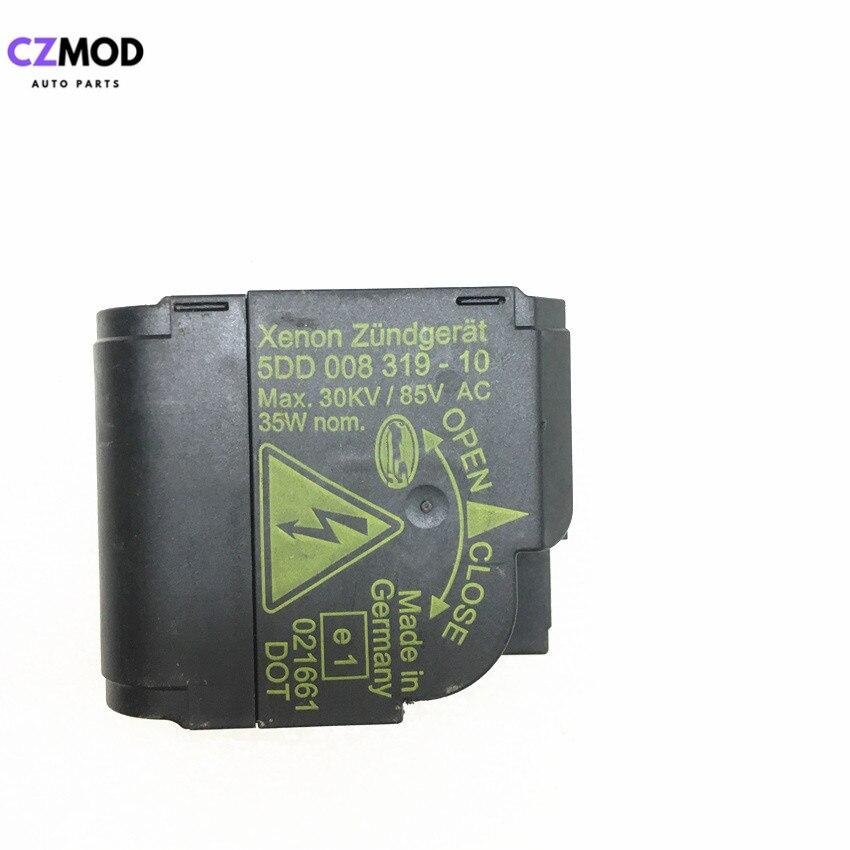 CZMOD oryginalny 5DD00831910 D2S D2R czarny zapłonnik ksenonowe przetwornica 5DD 008 319-10 wysokiego ciśnienia głowy samochodu akcesoria oświetleniowe (używany)