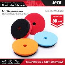 Tamponi per lucidatura composti SPTA per Set di tamponi per lucidatura per lucidatore DA 5 pollici per levigatrice per lucidatrice per auto a doppia azione DA / RO