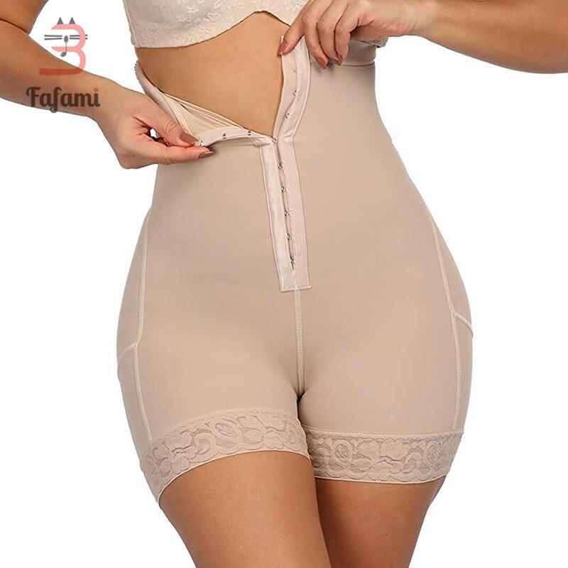 Postpartum Belt High Waist Underwear Panties Women Plus Size Shape Corset Body Shaper Tummy Control Shaperwear To Flatten Tummy