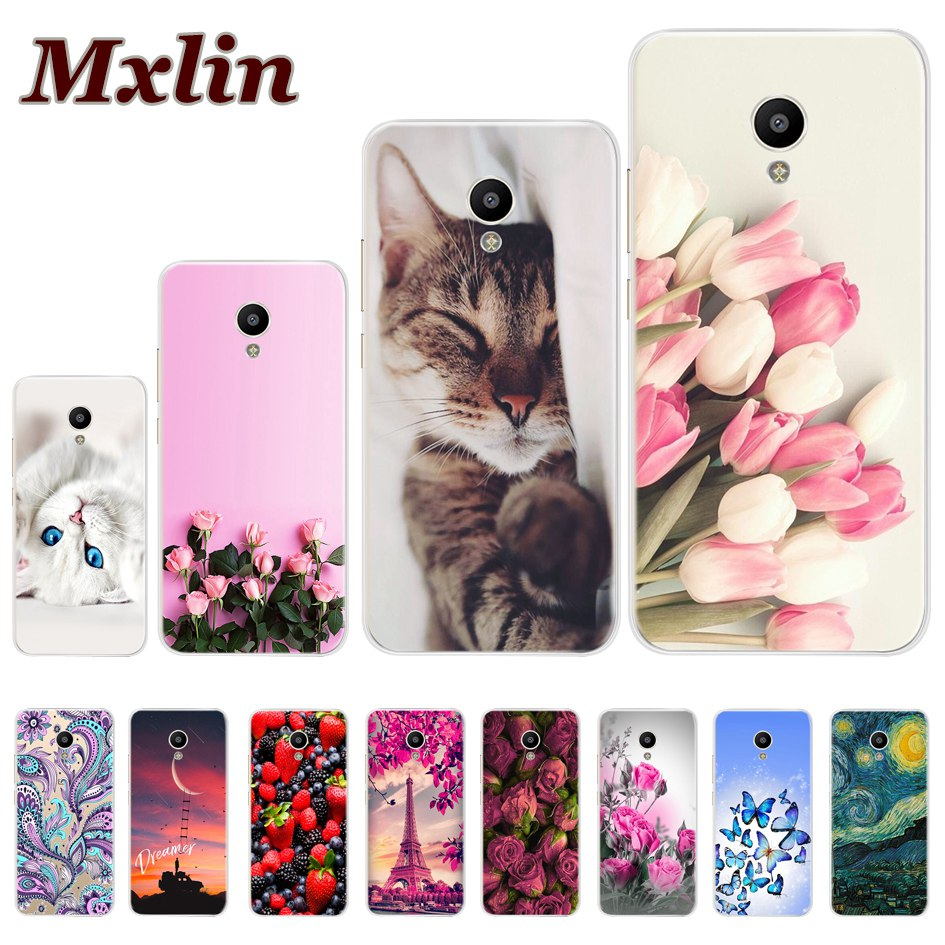 For <font><b>Cover</b></font> <font><b>Meizu</b></font> M3 <font><b>M3S</b></font> Mini Case Soft TPU Silicone Cute Phone <font><b>Back</b></font> <font><b>Cover</b></font> Capas FOR <font><b>Meizu</b></font> M 3 M3 Mini 3 S Mini Cases Coque Fundas image
