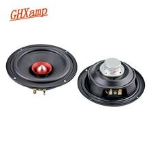 GHXAMP 5,25 Zoll HIFI Vollständige Palette Lautsprecher 4Ohm Neodym Kugel Lautsprecher 25mm KSV Schwingspule Für Volle Frequenz Audio 20 40W 2 stücke