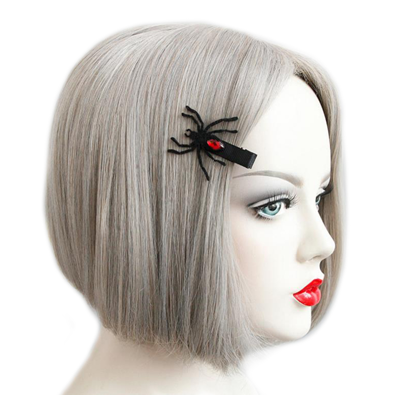 Fashion Wings Spider Hairpins Halloween Fashion Hair Clips Girls Costume Dress-up Dropshipping