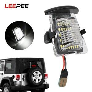 LEEPEE LED Number License Plat
