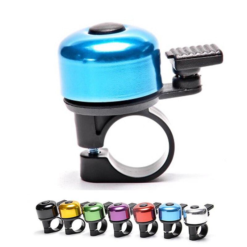 Для безопасного велосипедного руля, металлическое кольцо, велосипедный звонок, звуковой сигнал, велосипедный защитный звонок, кольца для г...