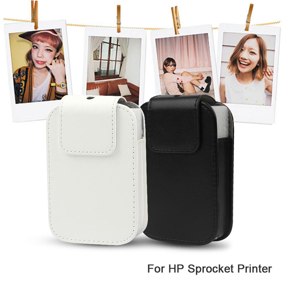 PU Leather Case Protective Cover For PAPERANG Printer Instant Photo Printer