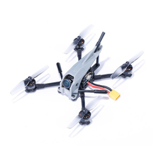 iFlight TurboBee 120RS 120mm 2S Micro FPV Drone BNF/PNP with 2540 Propellers/1103 11000kV Brushless Motor  Turbo Eos2  Camera
