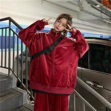 Спортивный костюм для женщин весна 2020 новый спортивный Базовый