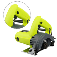 Stone / wood / metal / tile cutting machine, hand held home multi function high power circular saw machine