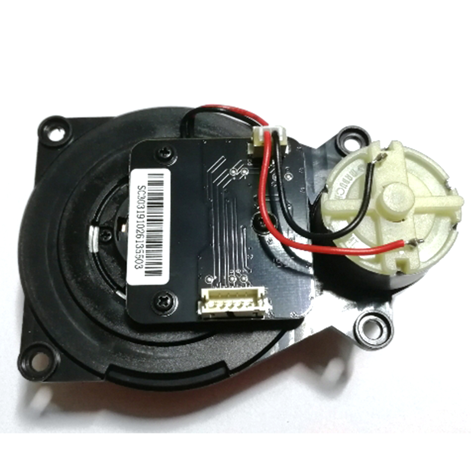 Profissional robô aspirador de pó lds sensor cabeça do laser para xiaomi varrendo esfregar robô aspirador de pó styj02ym - 5