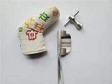 Vicky g clubes de golfe fastback especial 1.5 putter fastback golf putter 33/34/35 polegada eixo aço com cabeça cobrir