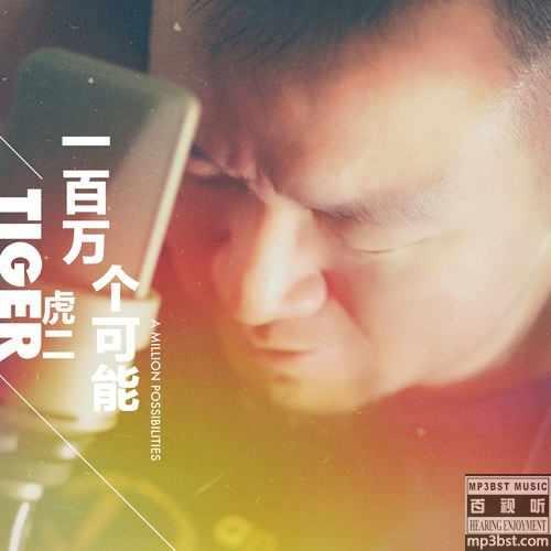 虎二 - 《一百万个可能》无损单曲[FLAC+MP3]