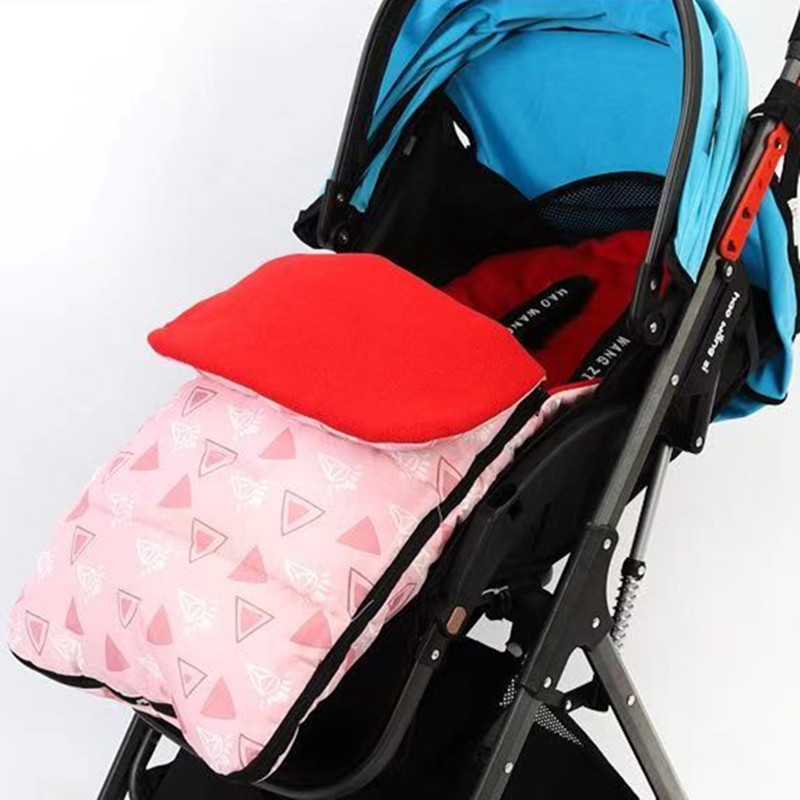 Baby Toddler New Universal Footmuff Cosy Toes Apron Liner Buggy Pram Stroller Cotton Pad Universal Foot Cover Softly