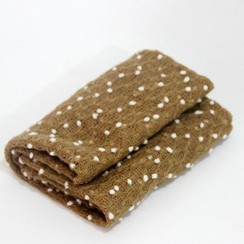 Hot Baby Blanket Knitted Newborn Swaddle Wrap Blankets Soft Bedding Quilt For Newborn Sofa Basket Stroller Baby Bedding Blankets