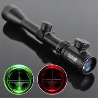 Perfeclan 3 9X40EG Hunting Rifle Scope Red Green Mil dot illuminated Scope