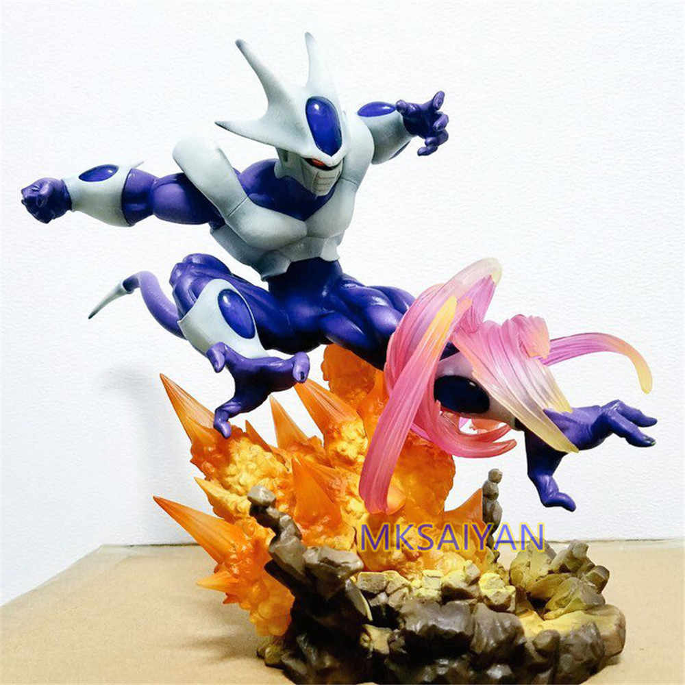 Final Form Japan version Figuarts ZERO Dragonball Z Cooler