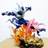 Dragon Ball Z Coora Action Anime Figures Model PVC Japanese Figma Cooler Toy Dragonball Super Cooler Collector Doll DBZ Juguetes