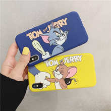Cartoon Cute Cat Mouse Soft Case For Vivo Y85 Y66 Y67 Y71 Y75 Y79 Y83 Y93 Y97 X27 Y55 Y95 V15 S1 Y17 Y3 V11i Z5X X9 X9S X20 Plus candy color soft tpu phone case for vivo z5x v11i v15 y7s y3 y17 s1 y95 u1 y55 x27 y97 y85 v9 y93 y83 y75 y79 y71 y67 y66 x9 x9s x20 v7 plus silicon cover