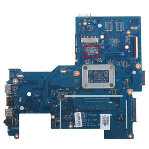 Image 2 - PAILIANG Laptop motherboard for HP 15 G 255 G3 EM2100 PC Mainboard 752783 001 752783 501 ZS051 LA A996P tesed DDR3