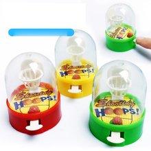 Мини карманный Баскетбол Пальма баскетбол стрельба игра детская головоломка настольные игрушки родитель-ребенок забавные интерактивные игрушки