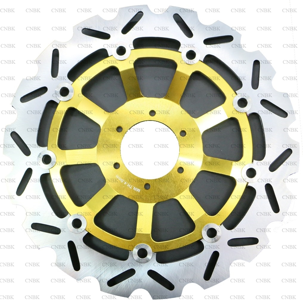 Front 310 mm Disc Brake Rotor for HONDA CB 1300 X-4 ( SC38 EBE ) CB1300 X4 1997 - 2000 1999 1998 97 00 99 98(China)