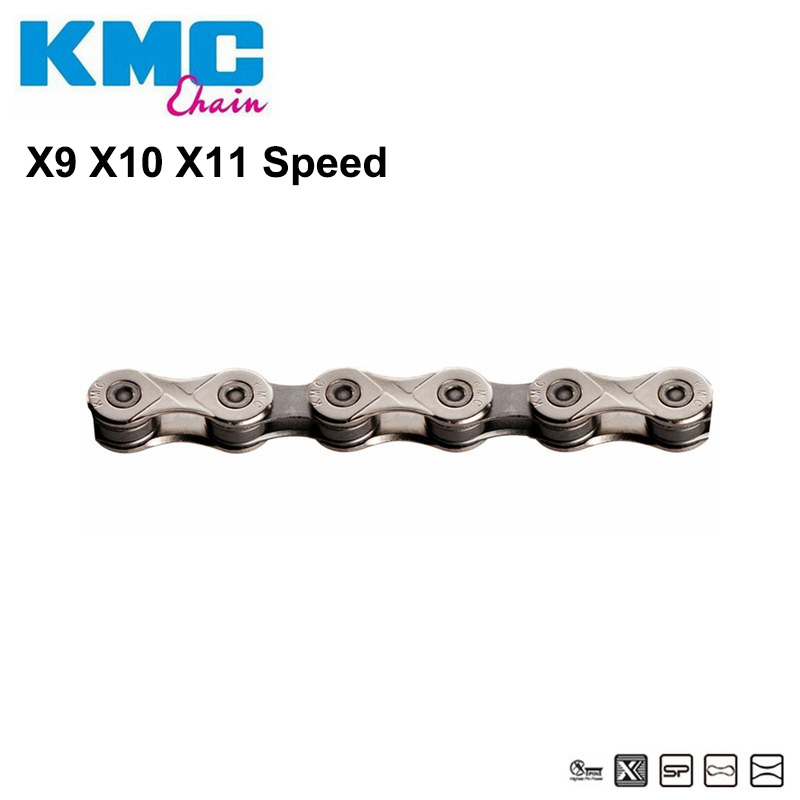 KMC X10 10 Speed Chain 108L Only