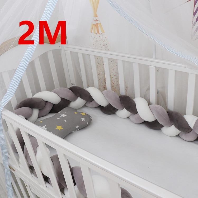 newborn bed bumper