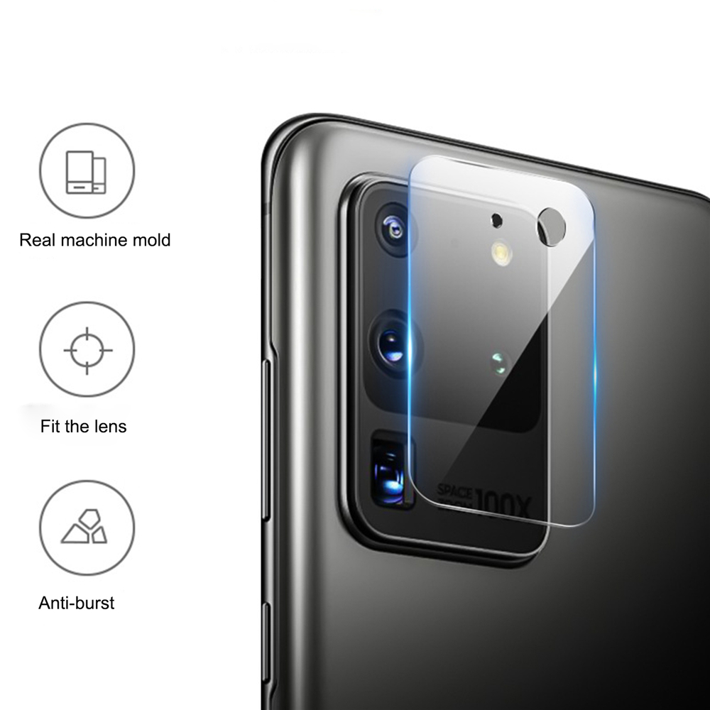 Tempered Glass Camera Lens Film For Samsung S20/ S20 Plus /S20 Ultra Mobile Phone Accessories Rear Camera Len Cover Protector