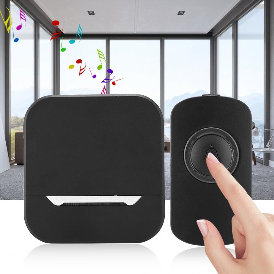 Wireless Waterproof Smart 300m Long Distance Control Smart Doorbell Home Security Accessory in Doorbells from Home Improvement