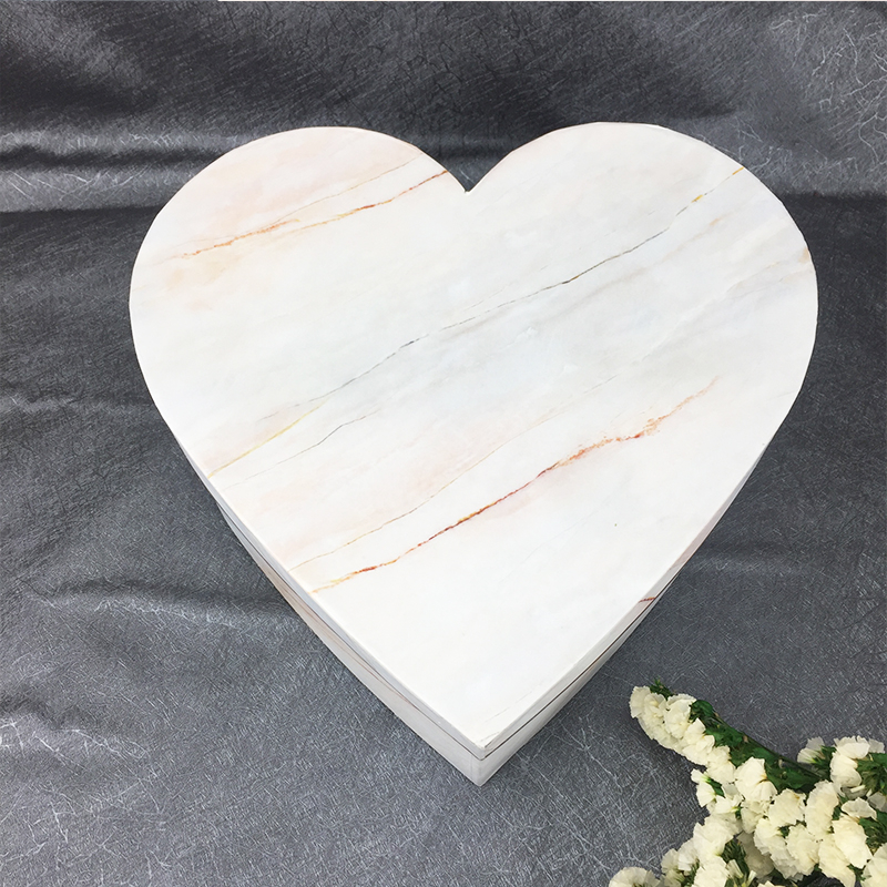 wedding : 3pc set 33cm Florist Boxes Candy Boxes Heart Shaped Box Roses Packaging Boxes for Gifts Christmas Flower Gift Wedding Decoration