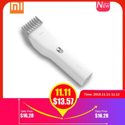 Xiaomi ENCHEN Electric Hair Clipper Trimmer Men USB Rechargeable Pro Beard Trimmer Cordless IPX7 Waterproof Hair Cutting Machine