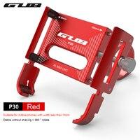 GUB P10 P20 supporto per telefono in alluminio per bici da 3.5