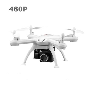 X6S RC Drone 4CH WiFi FPV 4K/1080P HD Camera Flight Pressure Hover RC Helicopter Headless Mode RC Quadcopter
