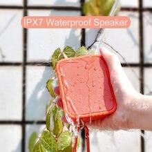 Mini caixa de som altavoz alto-fi alto-falantes som alto-som alto alto-falante de música altavoz à prova dportable água portátil