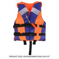 Kids Life Jacket Children Swimming Boating Life Vest with Whistle Reflective Strips Safety Life Vest Water Sports Protection