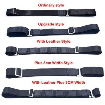 New arrival Mens Shirt-Stay Best Shirt Stays Black Tuck It Belt Shirt Tucked Near Shirt Stay Shirt anti-wrinkle strap Belt Shirt фото