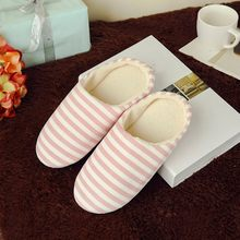JAYCOSIN 2019 Winter Slippers Couples Cotton Slipper Indoor Warm Autumn Antis Kid Lovely Home Mixed Color Man Woman House Shoes(China)