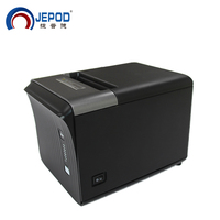 JEPOD P80A High Quality 80mm Thermal Receipt Bill printers Kitchen Restaurant POS Printer With Auto cutter function
