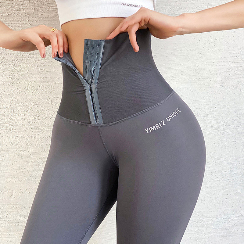High Waist Seamless Wide Waistband Waist Breathable Leggings Yoga Pants For Women Leggings Sport Women Fitness