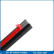 Car Door seal strip Transparent Z reverse Z Type Noise Insulation Weatherstrip Sealing Rubber Strip Trim Auto Rubber Seals  Seal