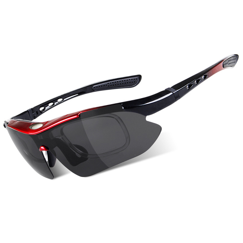 Men Women Large Frame Sunglasses Outdoor Fishing Riding Windproof Goggles New