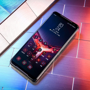 "Image 5 - Oryginalny telefon ROG 2 Asus ROG telefon II ZS660KL telefon komórkowy 8GB 128GB Snapdragon855 + OctaCore 6.59 ""6000mAh 48MP NFC Android 9.0"