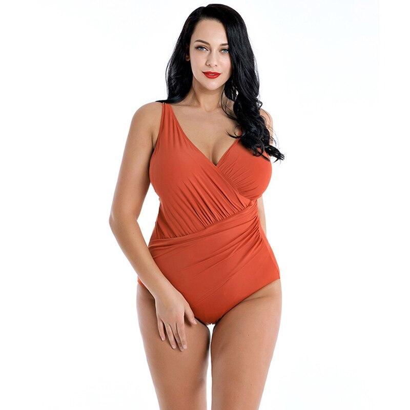 One-piece swimsuit sexy ladies tamanho grande barriga capa fina roupas Sobrepeliz esportes swimwear backless beachwear swimsuit das mulheres
