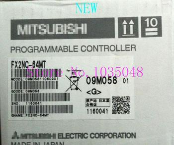 1PC  FX2NC-64MT   FX2NC 64MT   FX2NC64MT    New and Original Priority use of DHL delivery