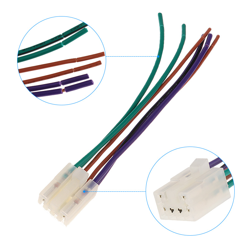 US $2.52 64% OFF|1 Set 10 Pin+ 6 Pin Car Stereo Radio Player ISO Wiring on toyota key switch, toyota cooling harness, toyota headlight wiring, toyota iat sensor, toyota spiral cable, toyota door sill protector, toyota steering sensor, toyota wiring switches, toyota line lock, toyota grab handle, toyota strut mount, toyota hood latch, toyota frame paint, toyota body control module, toyota headlight cover, toyota coil packs, toyota throttle cable, toyota rear wheel, toyota temp sensor, toyota ac clutch,