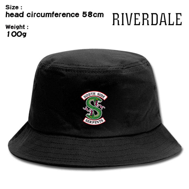 "Riverdale série TV côté sud serpents Logo 3 1//2/"" brodé Patch"