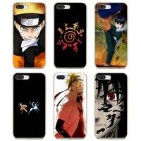 Anime Naruto-Itachi-Sharingan para Motorola Moto G5 G5S G6 Z Z2 Z3 C G G2 G3 X4 E4 E5 jugar Plus cubierta del teléfono celular
