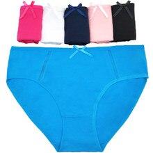 2xl-4xl calcinha de algodão do sexo feminino cuecas sexy para mulheres cuecas roupa interior mais tamanho bragas mujer pantys lingerie femme