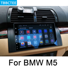 for BMW M5 1995~2003 Multimedia player GPS Android Car DVD Radio BT WIFI Navi MAP system HD screen WIFI Head Unit Autoradio все цены