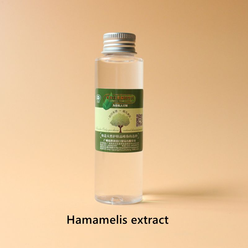 Hamamelis Extract, Astringent And Tight Skin, Moisturizing And Sunscreen, Moisturizing Oily Aging Skin