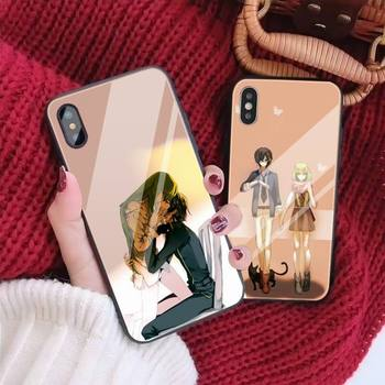 Disobedient Lelouch Phone Case for iphone 11 PRO MAX shell Glass fundas for iphone 8 7 PLUS XR X XS 6S SE 2020 back cover image